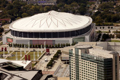 Georgia Dome Stock Image