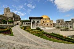 Georgia fästning Rabat i Akhaltsikhe Royaltyfri Fotografi