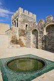 Georgia, fortezza Rabat in Akhaltsikhe Fotografia Stock