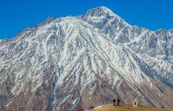 georgia góry Zdjęcie Stock