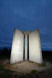georgia guidestones Obrazy Royalty Free
