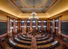 Georgia House Chamber Fotografía de archivo libre de regalías