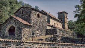 Georgia,Imeretis region. Georgia,Gruzia,Saqartvelo,Imereti region,the church Ubisa stock photo