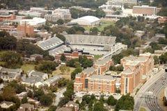 Georgia Institute of Technology and Bobby Dodd Stadium Stock Image