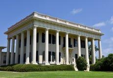 Georgia Mansion d'avant-guerre photo libre de droits