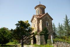 Georgia, Martvili monasterio del 1 de septiembre de 2018 es un complejo mon?stico georgiano Catedral de Martvili-Chkondidi foto de archivo