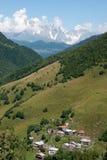 Georgia mountain landscape Stock Image