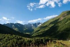 Georgia mountain Stock Photo
