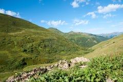 Georgia mountain Stock Images