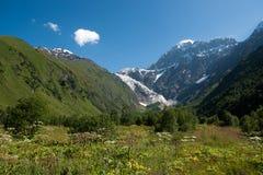 Georgia mountain Royalty Free Stock Photo
