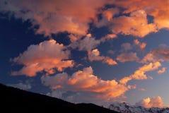 Georgia mountains Royalty Free Stock Images