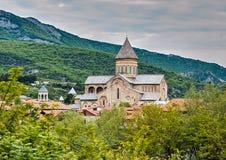 Georgia Mtskheta - den andliga hjärtan av Georgia Royaltyfria Bilder