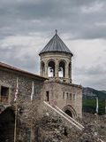 Georgia Mtskheta - den andliga hjärtan av Georgia Arkivfoton