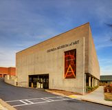 Georgia Museum of Art Royalty Free Stock Images