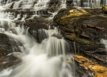 Georgia and North Carolina Waterfalls Stock Photography