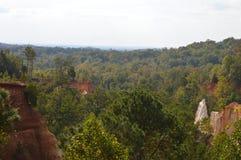 Georgia-Park stockfotos