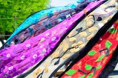 Georgia shawls Royalty Free Stock Image