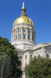 Georgia State Capitol Royalty Free Stock Photos