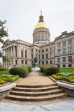 Georgia State Capitol, in Atlanta, Georgi? royalty-vrije stock afbeeldingen