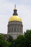 Georgia State Capitol Building in Atlanta royalty free stock photos