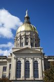 Georgia State Capitol Building in Atlanta, Georgia. Stock Image
