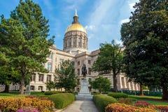 Georgia State Capitol Building in Atlanta, Georgia Royalty Free Stock Images
