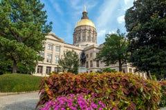 Georgia State Capitol Building in Atlanta, Georgia Stock Photography