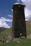 Georgia, Svaneti towers Royalty Free Stock Images