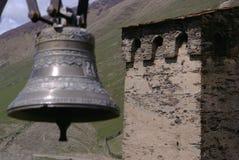 Georgia, Svaneti towers Stock Image