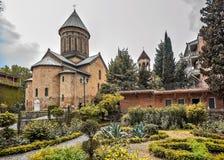 Georgia, Tbilis. Sioni Church. Stock Photo