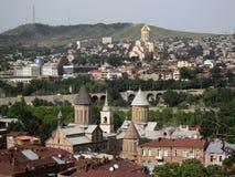Georgia tbilisi Стоковое Изображение