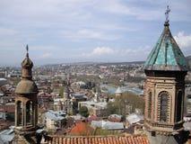 Georgia tbilisi Стоковые Фотографии RF