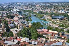 Georgia tbilisi Стоковые Фото