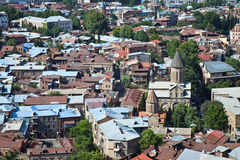 Georgia tbilisi Стоковая Фотография