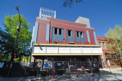 Georgia Theatre Stock Images