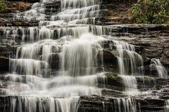 Georgia und Nord-Carolina Waterfalls Lizenzfreie Stockfotografie