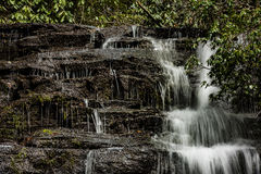 Georgia und Nord-Carolina Waterfalls Stockfoto