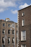 Georgian Architecture, Mount Street Upper, Dublin Royalty Free Stock Images