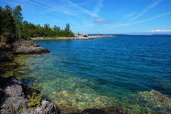 Georgian Bay Royalty Free Stock Photos