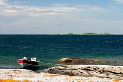 Georgian Bay, Ontario Royalty Free Stock Photography