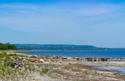 Georgian Bay in Ontario Stock Image