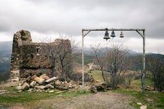 Georgian belfry Royalty Free Stock Photo