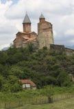 Georgian church Royalty Free Stock Photo