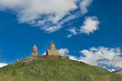 Georgian Church Royalty Free Stock Image