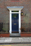 Georgian Door stock images