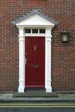 Georgian Door royalty free stock images