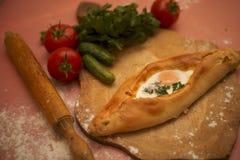 Georgian food stock photography