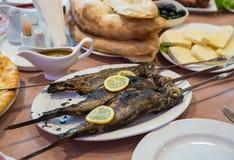 Georgian food Stock Image
