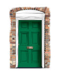 Georgian house door Stock Photos