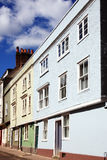 Georgian and medieval terraced houses, Hastings Royalty Free Stock Photos